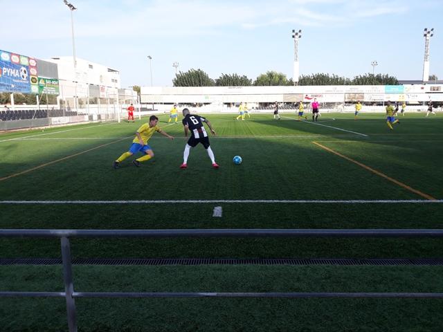 Club Futbol Amposta : AMPOSTA B : Jornada 3 QUARTA CATALANA GRUP 20. Dissabte 6 d'octubre. CF AMPOSTA B 2 - CD GINESTAR 1
