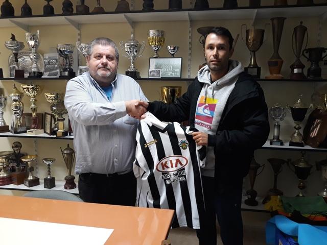 """Club Futbol Amposta : NOTÍCIES : COMUNICAT OFICIAL: Fitxatge del defensa ADRIAN SORIANO """"SORI"""""""