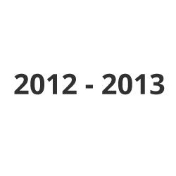 TEMPORADA 2012/2013