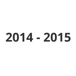 TEMPORADA 2014/2015