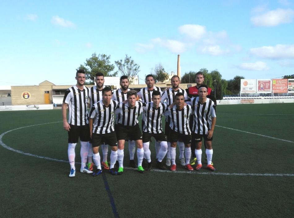 Club Futbol Amposta : TEMPORADES 1ER EQUIP : FOTOS PLANTILLA 1r. EQUIP. TEMPORADA 2017 - 2018