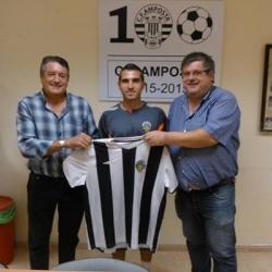 Sergio Mañas, nou jugador del CF Amposta